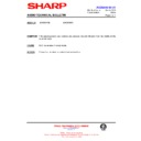Sharp QT-CD210 (serv.man9) Technical Bulletin