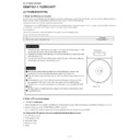 Sharp XL-HP404 (serv.man10) Service Manual