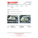 Sharp XL-HP404 (serv.man17) Technical Bulletin