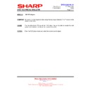 Sharp DV-NC65H (serv.man32) Technical Bulletin