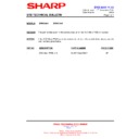 Sharp DV-NC65H (serv.man33) Technical Bulletin