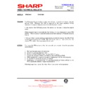 Sharp DV-NC65H (serv.man34) Technical Bulletin
