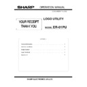 Sharp OPTIONS (serv.man20) Driver / Update