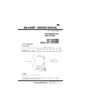 Sharp UP-600, UP-700 (serv.man18) Service Manual