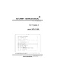 Sharp UP-600, UP-700 (serv.man20) Service Manual
