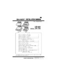 up-600, up-700 (serv.man22) service manual