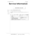 XE-A137 (serv.man6) Technical Bulletin