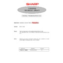 Sharp DOS HOSPITALITY (serv.man42) Technical Bulletin