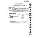 Sharp GENERAL (serv.man46) Technical Bulletin