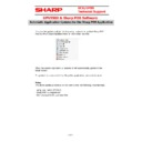 Sharp SHARP POS SOFTWARE V4 (serv.man16) Handy Guide