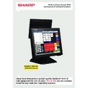 Sharp SHARP POS SOFTWARE V4 (serv.man162) Brochure