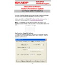 Sharp SHARP POS SOFTWARE V4 (serv.man20) Handy Guide