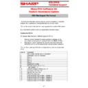 Sharp SHARP POS SOFTWARE V4 (serv.man23) Handy Guide