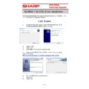 Sharp SHARP POS SOFTWARE V4 Handy Guide