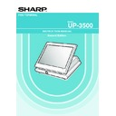 Sharp UP-3500 (serv.man33) User Guide / Operation Manual