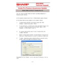 Sharp VENTA PRO V3 (serv.man4) Handy Guide