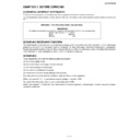 Sharp AX-1100(R)M, AX-1100(SL)M Service Manual