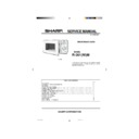Sharp R-201 (serv.man4) Service Manual