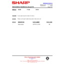 Sharp R-772M (serv.man11) Technical Bulletin