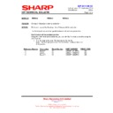 Sharp LB-1085 (serv.man4) Technical Bulletin