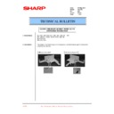 Sharp AL-1000, AL-1010 (serv.man37) Technical Bulletin