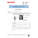 Sharp AL-1000, AL-1010 (serv.man39) Technical Bulletin