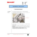Sharp AL-1000, AL-1010 (serv.man43) Technical Bulletin