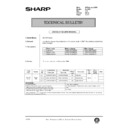 AL-1000, AL-1010 (serv.man72) Technical Bulletin
