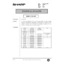 AL-1000, AL-1010 (serv.man73) Technical Bulletin