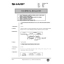 AL-1000, AL-1010 (serv.man78) Technical Bulletin