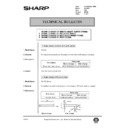 AL-1000, AL-1010 (serv.man80) Technical Bulletin