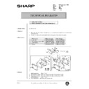 AL-1000, AL-1010 (serv.man84) Technical Bulletin