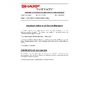 AL-1000, AL-1010 (serv.man89) Technical Bulletin