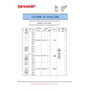 Sharp AL-1520 (serv.man13) Technical Bulletin