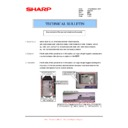 Sharp AL-1520 (serv.man14) Technical Bulletin
