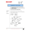 Sharp AL-1520 (serv.man44) Technical Bulletin