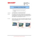 Sharp AL-2020 (serv.man16) Technical Bulletin