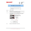 Sharp AL-2020 (serv.man20) Technical Bulletin