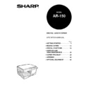 Sharp AR-150 (serv.man21) User Guide / Operation Manual