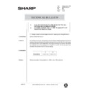 Sharp AR-285 (serv.man135) Technical Bulletin