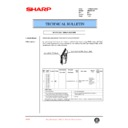 Sharp AR-336 (serv.man30) Technical Bulletin