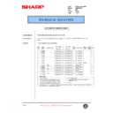 Sharp AR-336 (serv.man59) Technical Bulletin