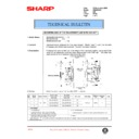 Sharp AR-336 (serv.man75) Technical Bulletin