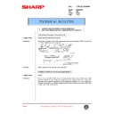 Sharp AR-336 (serv.man91) Technical Bulletin