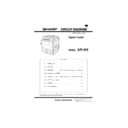 AR-405 (serv.man3) Service Manual