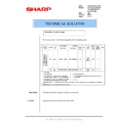 Sharp AR-F200 (serv.man14) Technical Bulletin