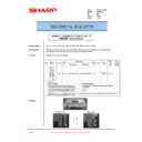 Sharp AR-F200 (serv.man24) Technical Bulletin