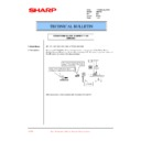 Sharp AR-F200 (serv.man28) Technical Bulletin