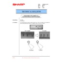 Sharp AR-F200 (serv.man29) Technical Bulletin
