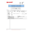 Sharp AR-F200 (serv.man32) Technical Bulletin